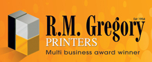 RM Gregory Printers