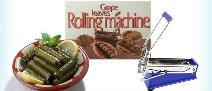 Grape Leaves Rolling Machine