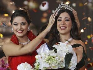 Rahaf Abdalla crowned Miss Lebanon 2010