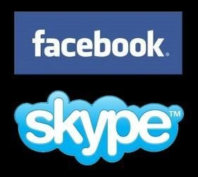 Facebook joins forces with Skype