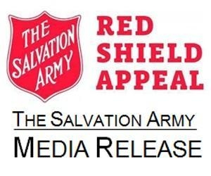 The Salvation Army Media Release