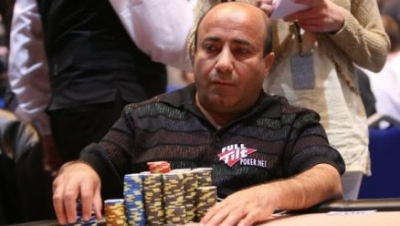 Freddy Deeb - Professional poker player