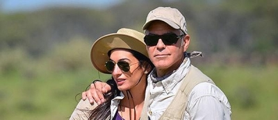 Israel calls for military strikes against hot Lebanese women after Clooney proposes to girlfriend