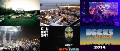Beirut Opening Dates for the Summer's Biggest Clubs and Party Crews