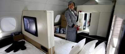 The Best Airline Seat That $21,000 Can Buy