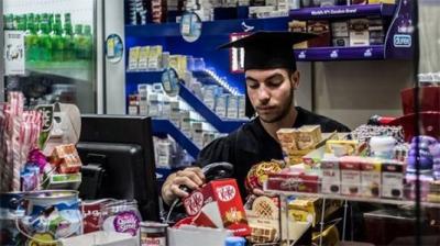 Truly sad how Lebanese Graduates are handling post graduation