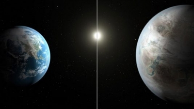 Earth 2.0: Scientists find planet similar to Earth with best conditions for alien life