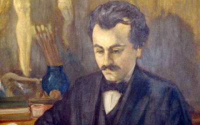 From Beirut to Boston: The Utter Americanness of Khalil Gibran