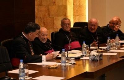 Maronite bishops warn against Lebanon's 'collapse'