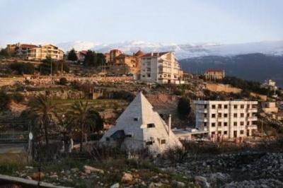 The Sensational Architecture of the Strangest Village in Lebanon