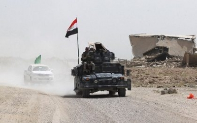 30,000 Displaced from Iraq's Fallujah in 3 Days