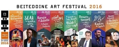 Summer festivals in Lebanon