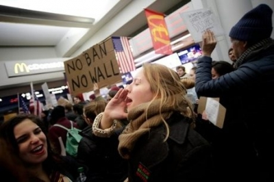 Trump Immigration Ban Loses First Legal Battle