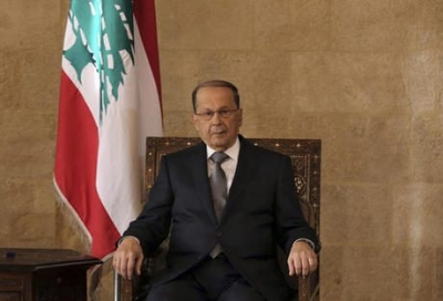 Aoun: No One Should be Stronger than State and I'm Not Thinking of a 2nd Term