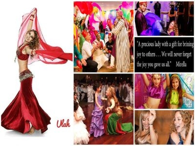 Ulah - Belly Dancer & Entertainer