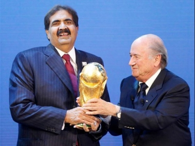 FIFA discloses Qatar World Cup bid report
