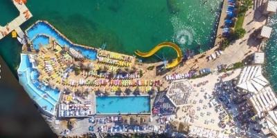 Rocca marina Lebanon competing with Santorini and Ibiza