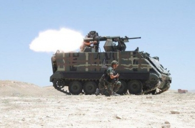 Lebanese army Shells IS Positions, Captures New Border Areas