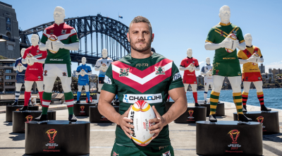 Farah To Lead Lebanon As Squad Announced For RLWC2017