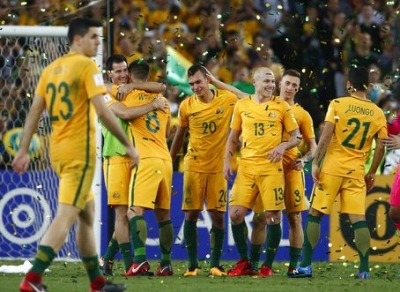 Hat-Trick Hero Jedinak Fires Australia into World Cup
