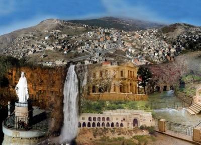 Jezzine جزين, Lebanon
