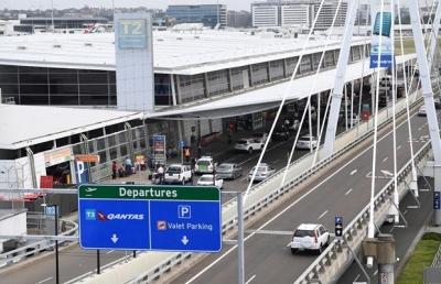 Breaking: Hazmat situation underway at Sydney airport