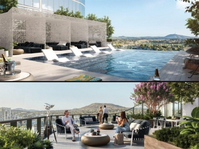 Grand Central Tower, Woden Canberra