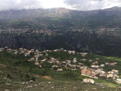 Land for sale in Hadchit, North Lebanon